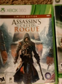 Assassin's Creed 2 Xbox 360 game case Statesville, 28625