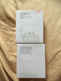 apple charger and wall adapter Hagerstown, 21740