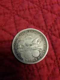 1893 world's Columbian Exposition in Chicago Coin Norwich, 06360