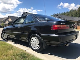 Acura Integra - Collector plates $30/month insurance. LOW K-TRADE?