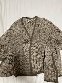 Cozy Sweater Poncho  Guelph, N1L