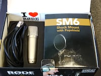 Rode Microphone Kit  Mississauga