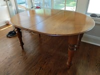 Antique (Canadiana) pine Dining Table Toronto