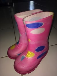 Girl's Rain Boots  Newmarket, L3Y 8H9