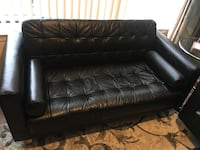 Couch and Loveseat - Leather Toronto, M8W 0A2