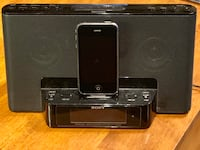 SONY AM/FM RADIO WITH IPHONE CHARGER. IPHONE NOT INCLUDED Morganton, 30560