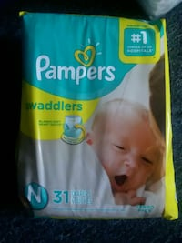 Newborn pampers Somersworth, 03878