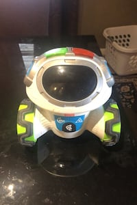 "Fisher price ""moby ""teach and tag robot. Paid 50 new. Barely used."