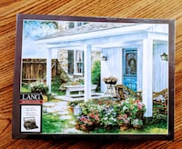 LANG PUZZLE~A POTTED GARDEN~500 PIECE~SEALED Manchester, 03103