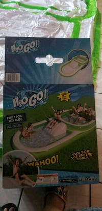 kid family pool with slide El Centro, 92243