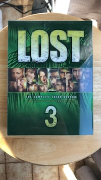 Lost Season 3 DVD Laurel