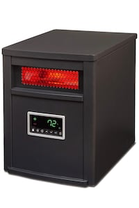 Life-Source 6 Element Infrared Heater With Remote  $120  Mississauga, L5L 1K3