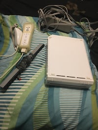 Wii system &2 games