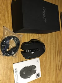 Souris gamer wireless rechargeable