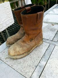 wolverine boots size 9 and a half Elgin, 29045