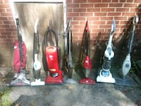 9 vacume cleaners,1 steam mop Rock Hill