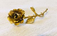 Gold rose pin Concord, 28025