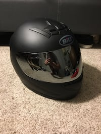 black full-face helmet Ventura, 93003