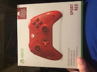 Sport red Xbox one controller  Ajax