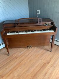 Mehlin and Sons Upright Piano