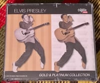 New Elvis Gold and Platinum Collection 3cd set Toronto, M5J