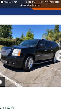 GMC - Yukon XL - 2010 Stevenson Ranch, 91381