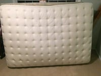 Queen Size Mattress and Box Spring  Reston
