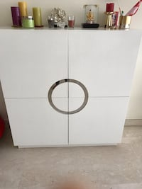 White multi purpose cabinet from Thailand  Orchard, 238878