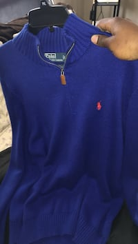 blue Ralph Lauren polo shirt Philadelphia, 19135