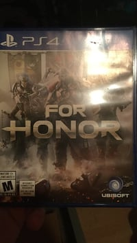 For Honor Ps4 St. Catharines, L2P 0B1