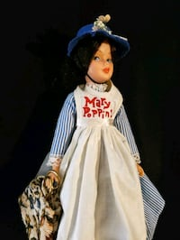 Vintage Mary Poppins doll Meridian, 39305