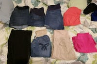 assorted-color clothes lot Mississauga, L4T 3M9