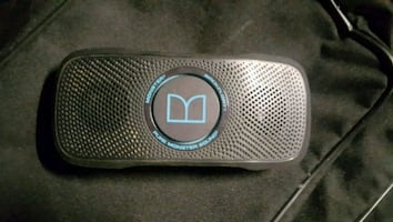 Monster blutooth speaker