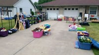 toddler's assorted clothes Columbus, 47203