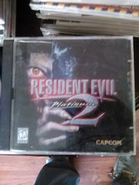 Resident evil 2 PC game Washington