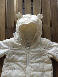 Baby gap cold control body suit Toronto, M5S 0A4