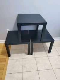 Set of 3 ikea tables Brampton, L6X