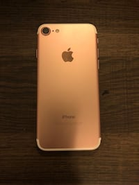 Rose gold iPhone seven Greenville, 29607