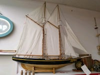 Tall ship,The bluenose  Fulton, 13069