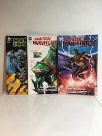 Martian Manhunter Graphic Novels Mississauga, L5C 3A6