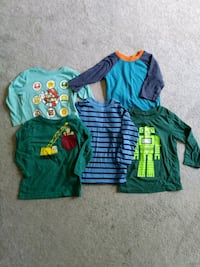 Lot of 2T Boys long sleeve tshirts Elkhart, 46514