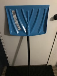 Steelcore snow shovel