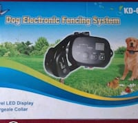 Dog fencing - invisible/electronic (new) Owings Mills, 21117