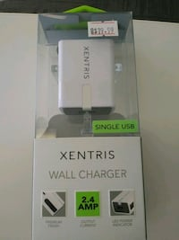 Xsentris wall charger