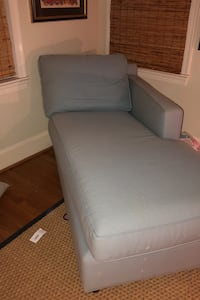 Chaise lounge Crate and Barrel