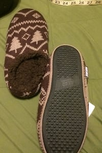 New slippers mukluks $10.00 North Highlands, 95660