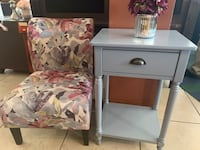 Chair and table accent  Pharr, 78577
