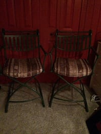Two bar height chairs Goodrich, 48438
