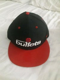 Washington Bullets Snapback Fairfax, 22031