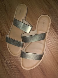 Worn Once! Sandals without tags